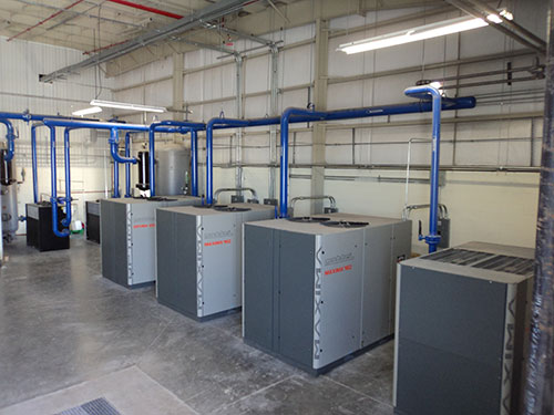 Mattei Compressors for Manufacturing