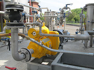 Natural Gas Air Compressor