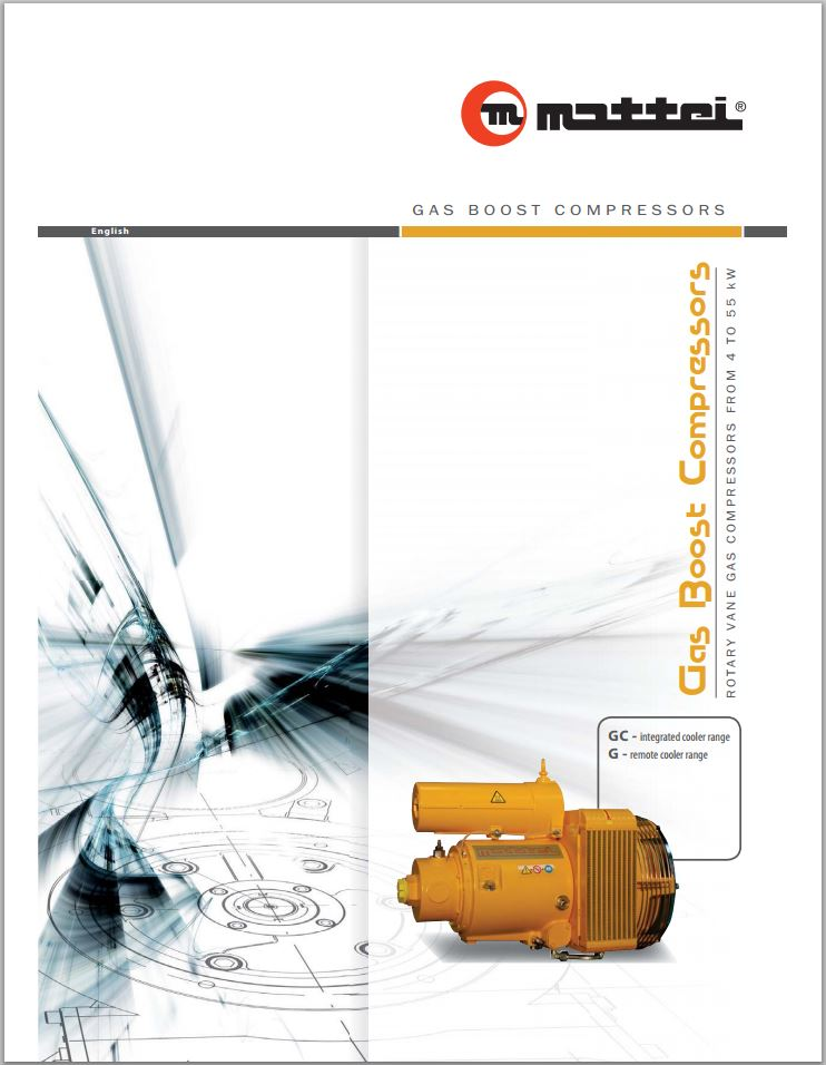Gas Boost Compressors