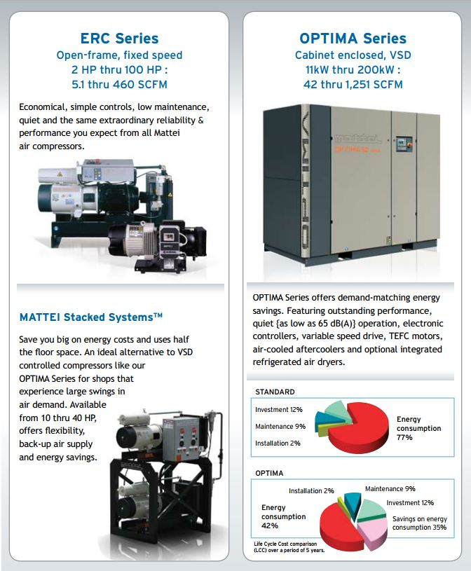 General Product Line Brochure