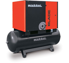 Tank-Mounted Compressors