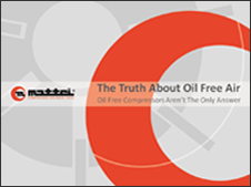Webinar: The Truth About Oil-Free Air